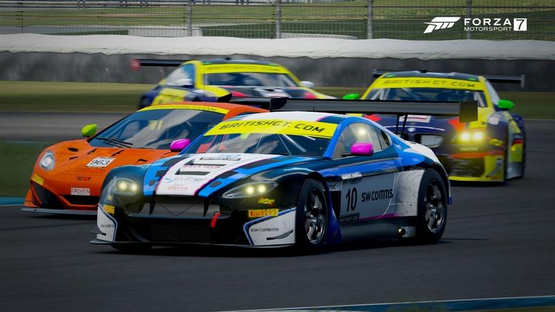 British GT - Media Britis14