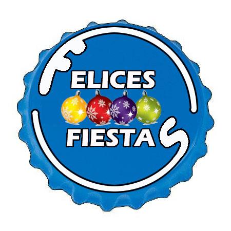 Felices fiestas Logo_f10
