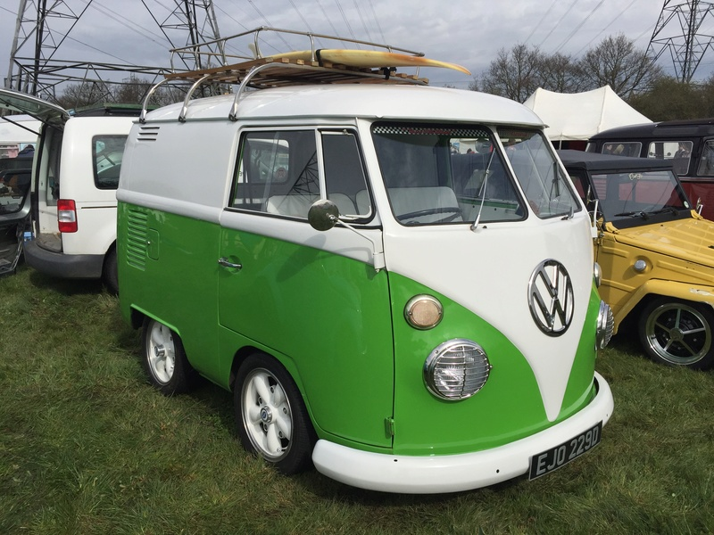 2018 - Elemental VW Show - 7th April - Essex 25bbf010