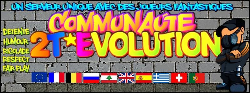 SERVEUR-2T*EVOLUTION