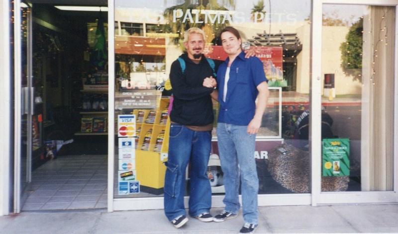 Hijos del Desierto - La historia oral de Kyuss y la escena de Palm Springs *** libro de Hank *** - Página 2 John_g10