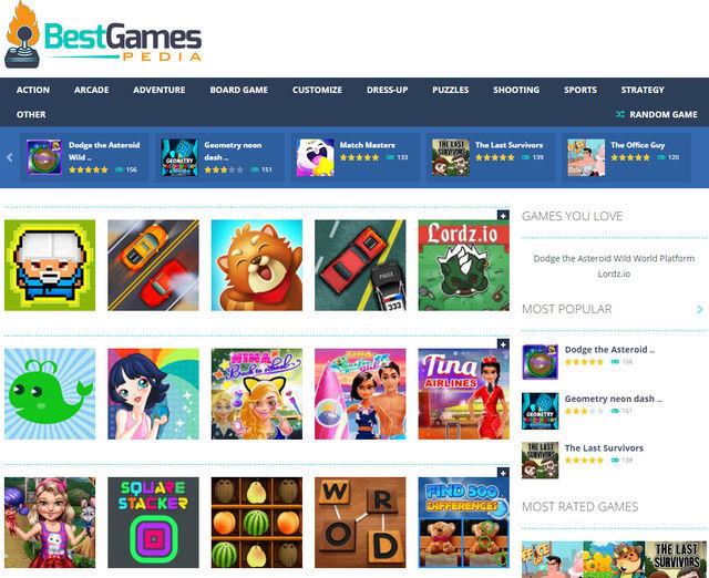 Nuevo portal de juegos bestgamespedia.com Sc10