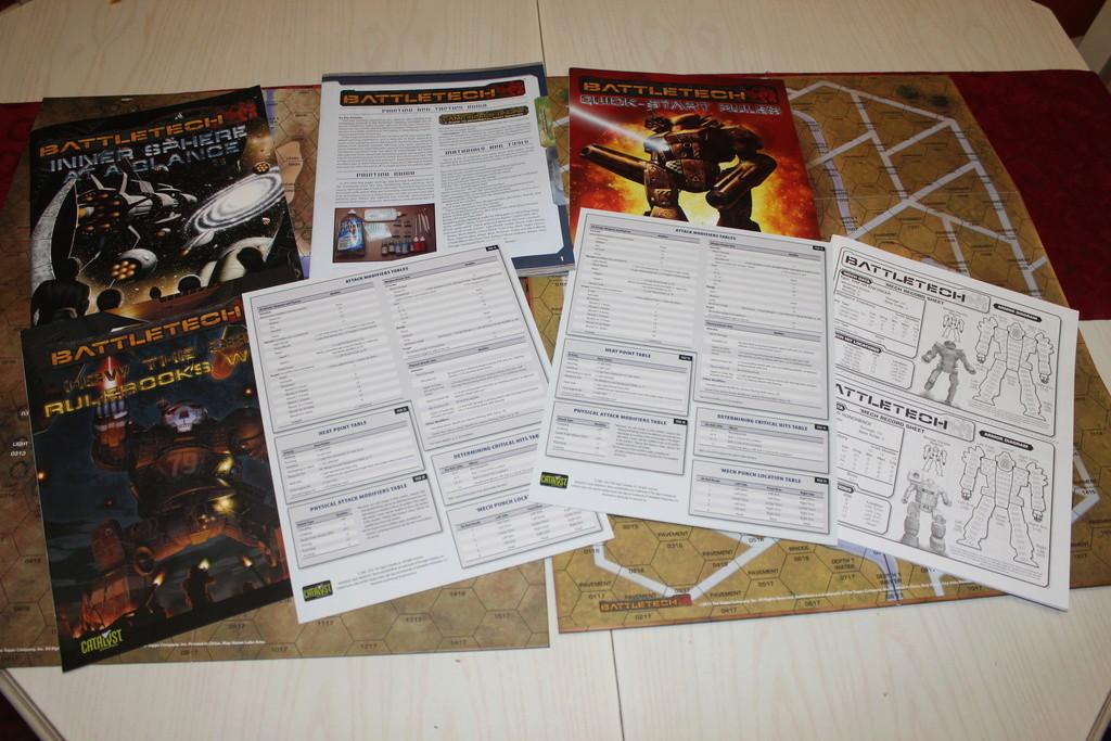 Battletech Introductory Box set y Caja Clásica (VENDIDO) Img_0417