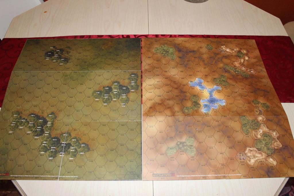 Battletech Introductory Box set y Caja Clásica (VENDIDO) Img_0420