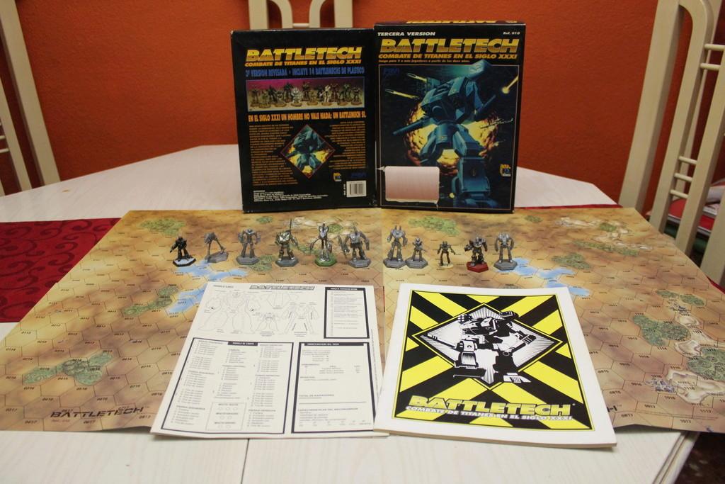 Battletech Introductory Box set y Caja Clásica (VENDIDO) Img_0422
