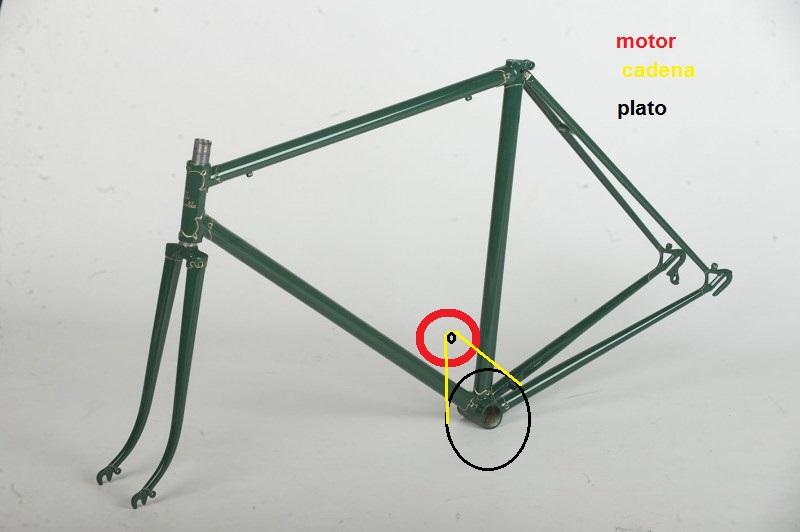 ¿Cuál es el mejor motor electrico central y potente para colocar en una bike? Restau10