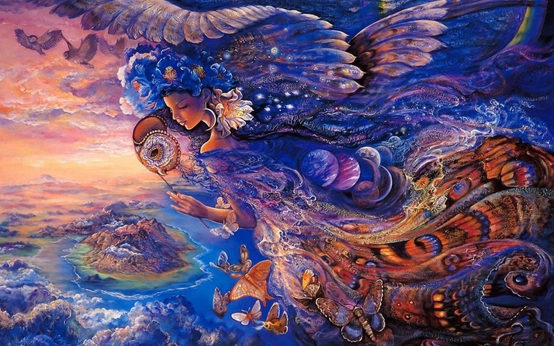 Архетипы сновидений или начало путешествия в сны 11810
