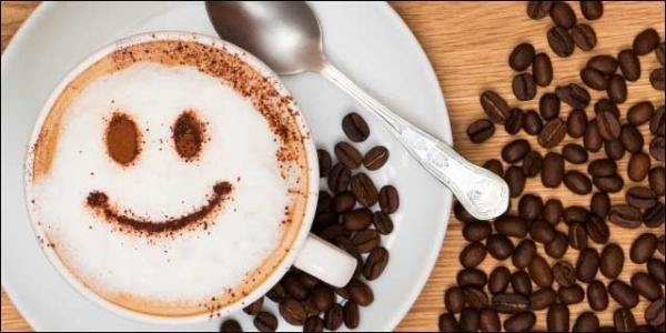Наслаждайтесь своим кофе Happy_11