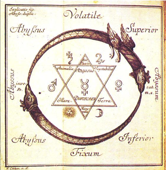 Символы и знаки алхимии Teaser10