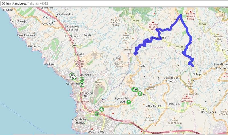 CERA: 28º Rallye Villa de Adeje - Trofeo Cicar [11-12 Mayo] - Página 2 18-05-40