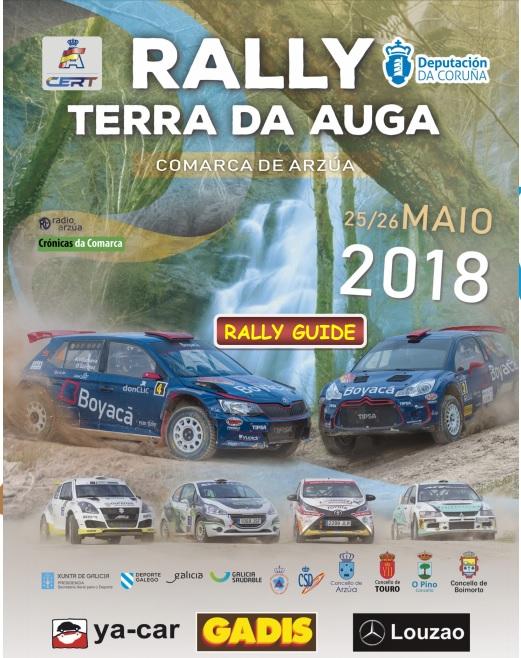 CERT: Rallye Terra da Auga - Comarca de Arzúa [25-26 Mayo] 18-05-65
