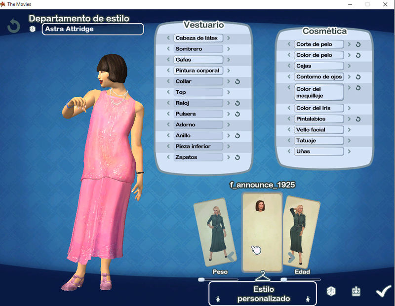Cómo extraer los costumes de presentadores de galas del juego TM Ccs214
