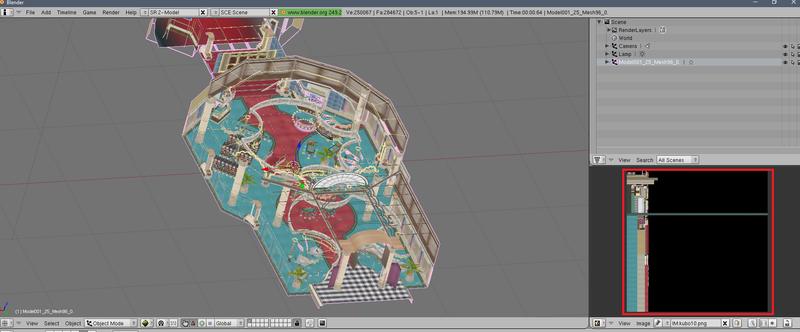 Fusión de texturas y modelo en un único mesh con una sola textura en BLENDER - Página 2 Imagen10