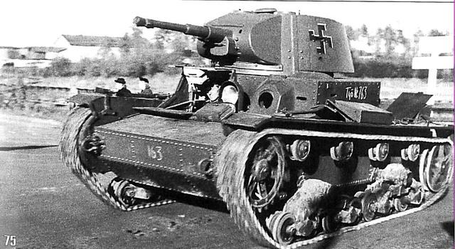 Финский вариант Т-26 Azia_e10