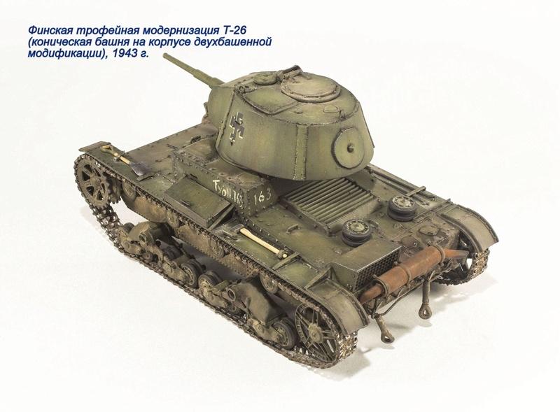 Финская трофейная модернизация Т-26 Img_8338