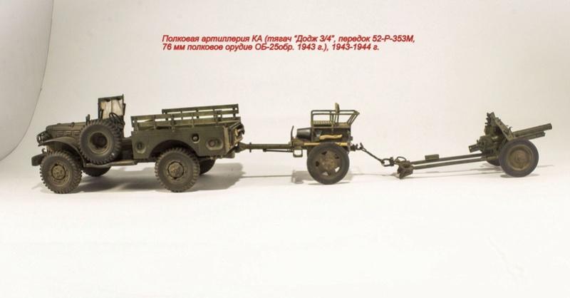 76 мм полковая пушка обр. 1943 г. ОБ-25 Img_8414