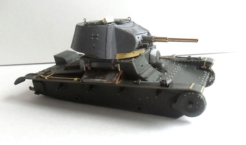 Финский вариант Т-26 Sam_0713