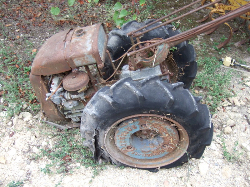 Remise en état d'un Staub PP3 de 1957 Dscf5747