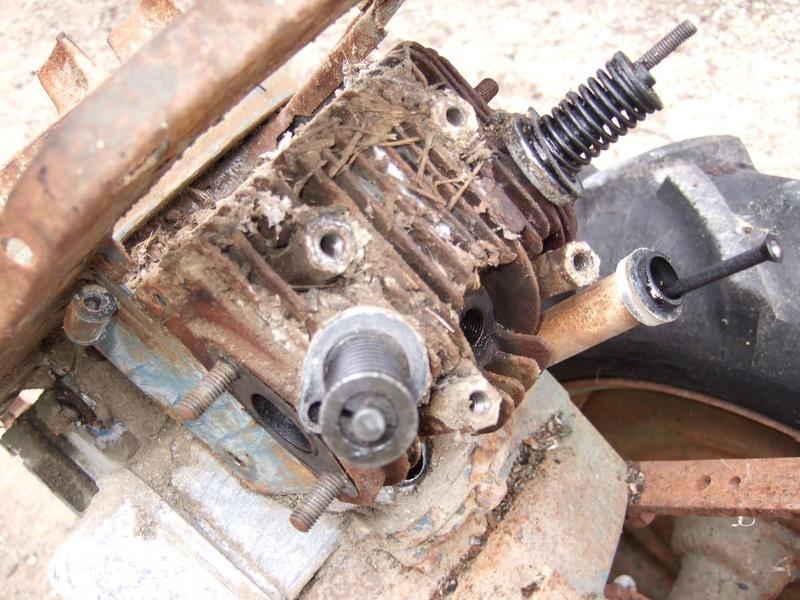 Remise en état d'un Staub PP3 de 1957 Dscf6446