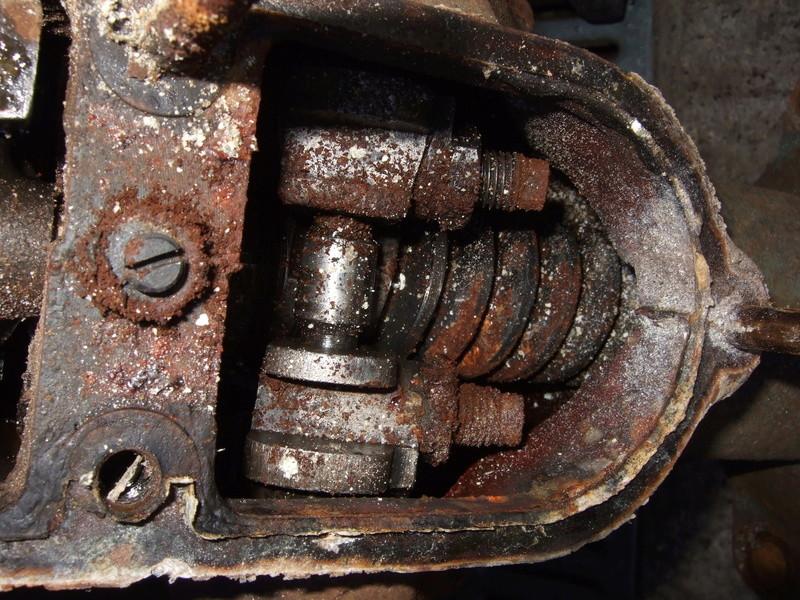 Remise en état d'un Staub PP3 de 1957 Dscf6552