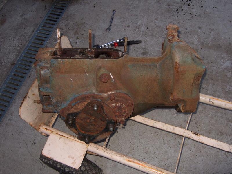 Remise en état d'un Staub PP3 de 1957 Dscf6553