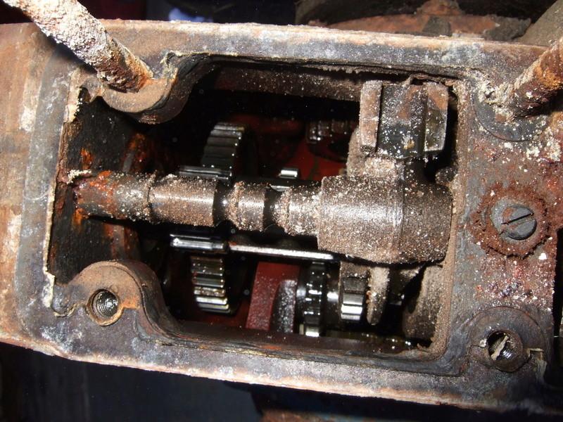 Remise en état d'un Staub PP3 de 1957 Dscf6554
