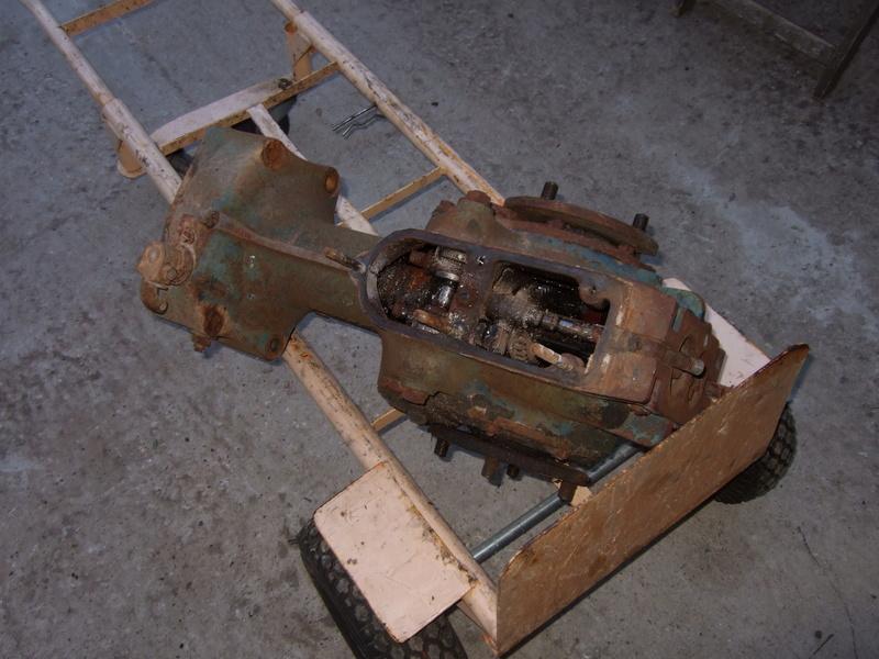Remise en état d'un Staub PP3 de 1957 Dscf6555