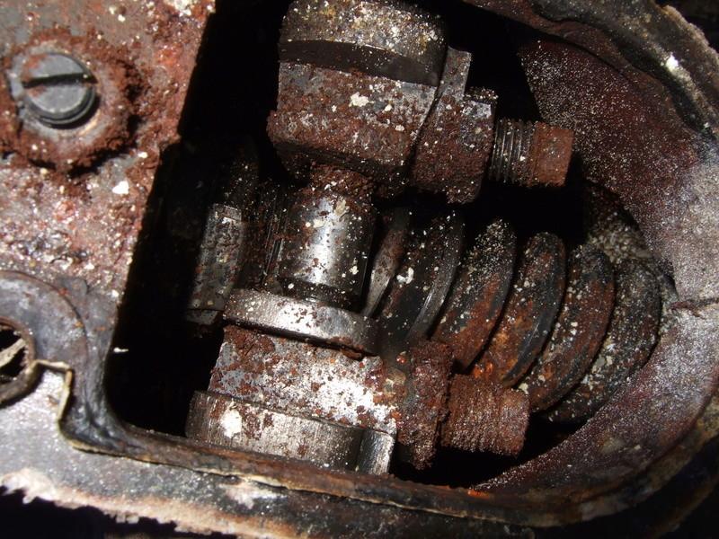 Remise en état d'un Staub PP3 de 1957 Dscf6557