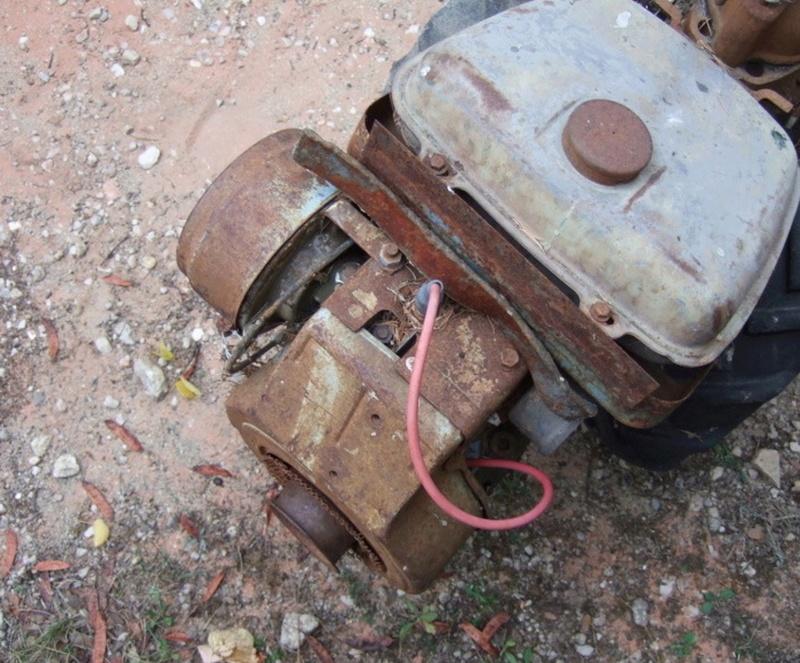 Bernard - (résolu) Filtre à air PPX moteur Bernard 239.A Img_5311