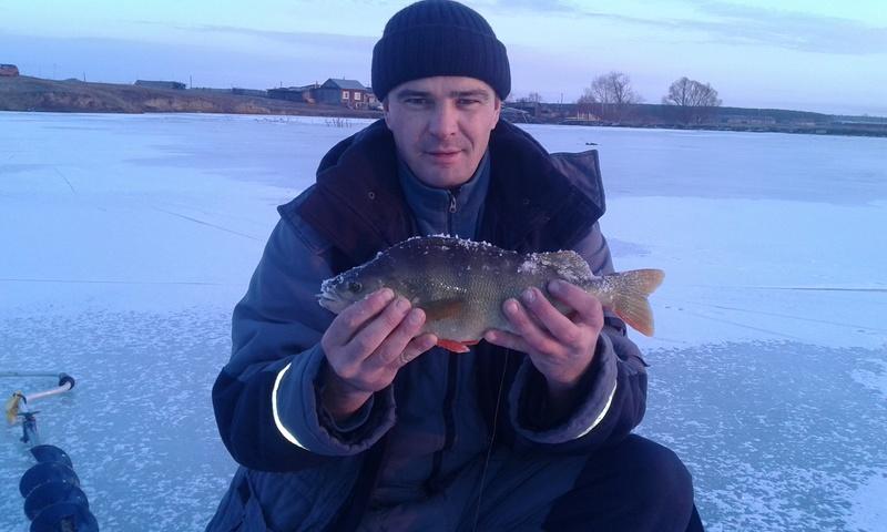 Зимняя рыбалка - Страница 6 20171114