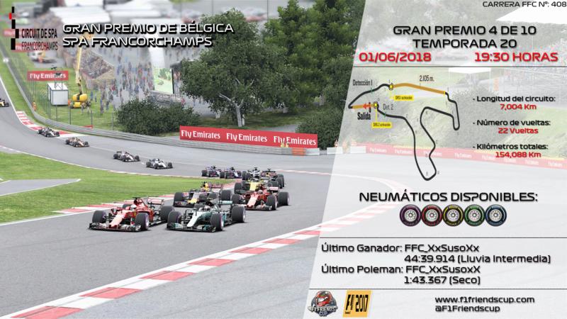 [4/10 T.XX F1 2017] GRAN PREMIO BÉLGICA, SPA FRANCORCHAMPS Miniat11