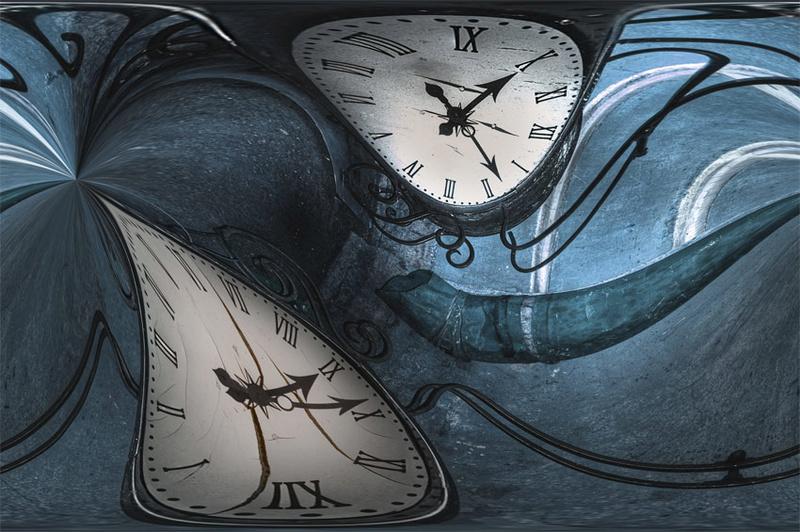 Время — бесконечная сфера (квантовая альтернатива старению) 54493110
