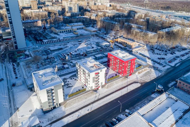 Завершение основных работ на малоэтажке (корпуса 6-8) - Страница 5 Kya1rt15