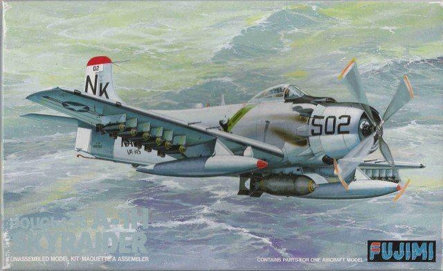a-1h skyraider  1/72 33145710