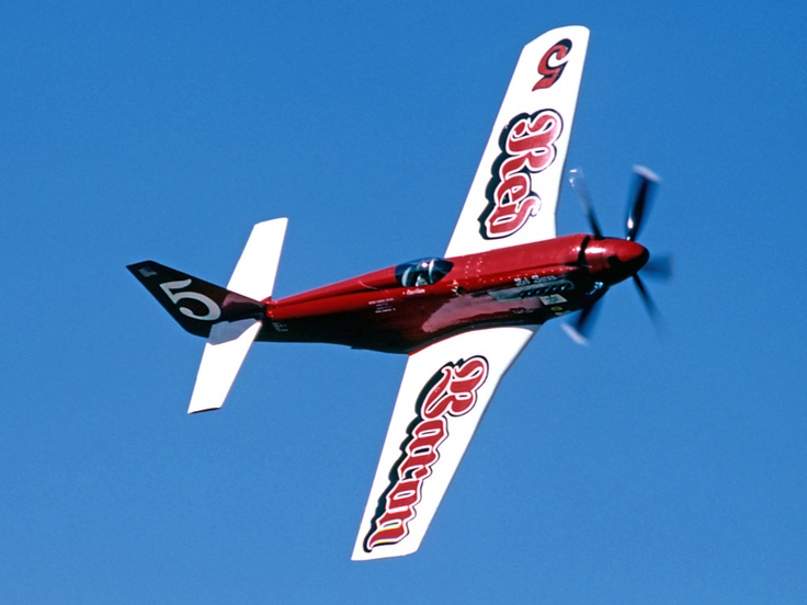 p-51 mustang-red baron 8cdc8f10