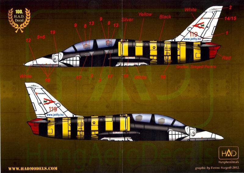 L-39  EDUARD  1/72 Had48110