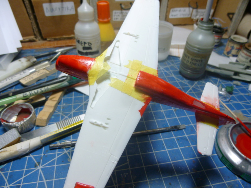 p-51 mustang-red baron P1020631