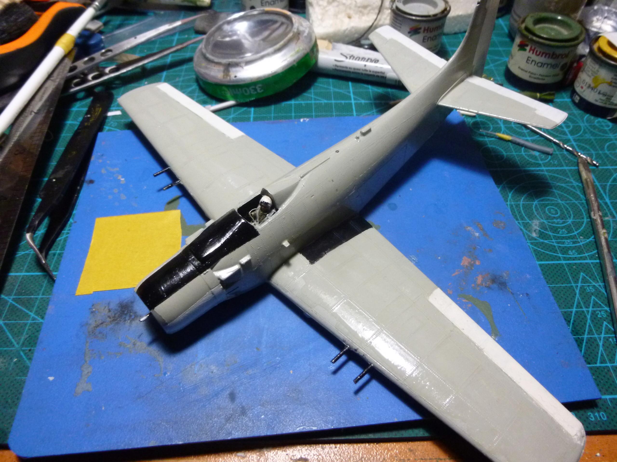 a-1h skyraider  1/72 P1030118