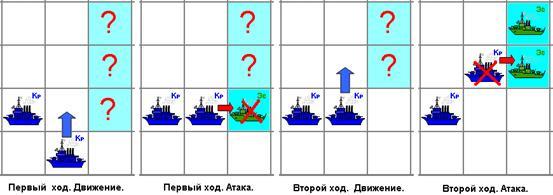 Шахматы, шахматы и... морской бой  04310