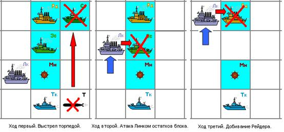 Шахматы, шахматы и... морской бой  04k10