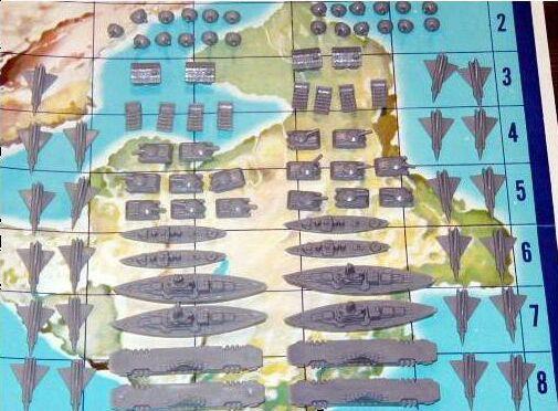 Шахматы, шахматы и... морской бой  0a10
