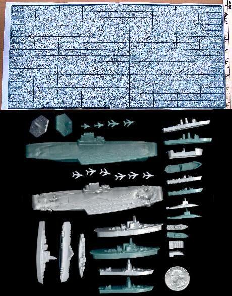 Шахматы, шахматы и... морской бой  0b10