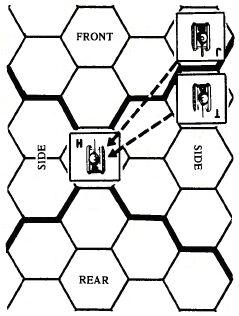 Приложение к заметкам о простых играх (полукомпьютерная игра TANKTICS, 1978) 4i0310