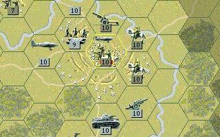 Батальоны искусственного интеллекта - Battle Isle 6310