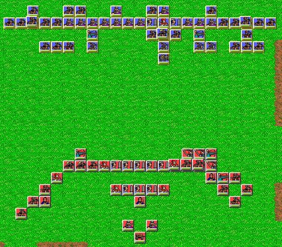 Батальоны искусственного интеллекта - Battle Isle 64110