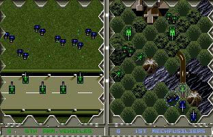Батальоны искусственного интеллекта - Battle Isle 6510
