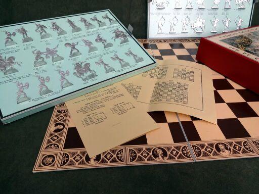 Шахматы, шахматы и... морской бой  Ca10