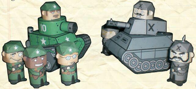 Солдатики, как таковые Ch910