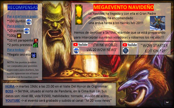 MEGAEVENTO NAVIDEÑO martes 19dic Navida14