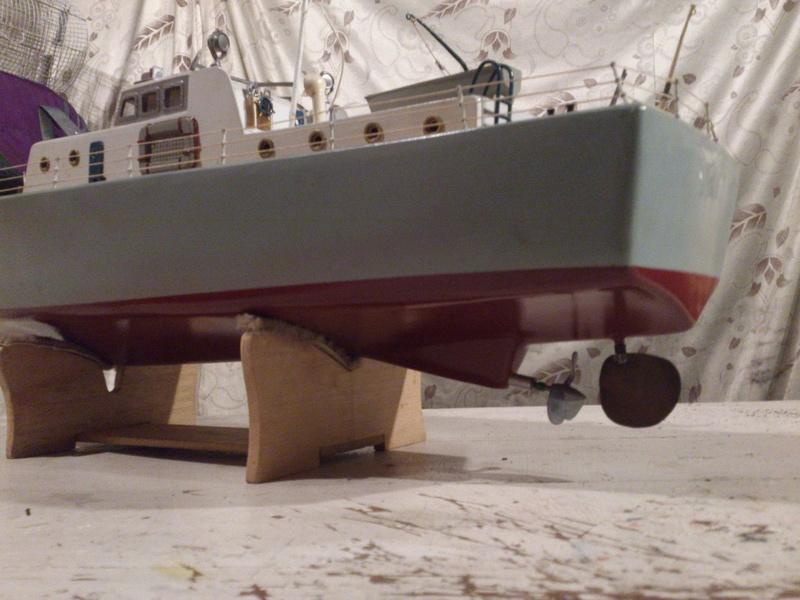 Nautimodelismo Barco-13